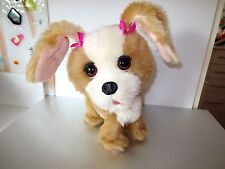 FurReal Friends Bouncy Happy to see Me Puppy 22981A  Interactive  Lot H12