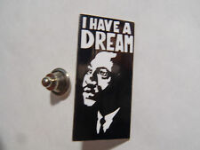 PIN'S SAGGAY I HAVE A DREAM MARTIN LUTHER KING ETAT NEUF