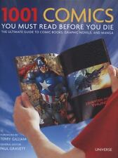 1001 Comics You Must Read Before You Die: The Ultimate Guide to Comic -ExLibrary