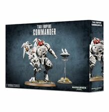 Warhammer 40k - Tau Empire Commander *NIB* -2015-