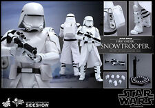 Hot Toys Star Wars: The Force Awakens FIRST ORDER SNOWTROOPER Figure 1/6 Scale