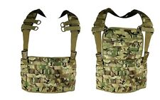 KOMBAT MOLLE CHEST RIG BTP