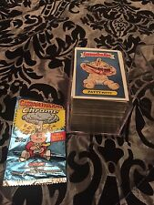 Garbage Pail Kids Chrome Series 2 Full Base Card Set 110 Cards