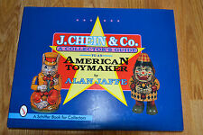 #Antique Tin Toy Book# Chein Rollercoaster MArx USA Toys Car Airplane Space Car