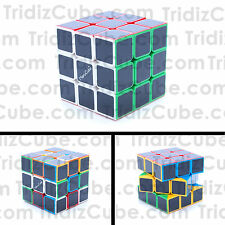 3x3x3 Maru CX3S Phantom Cube Standard Plastic Color Twisty Puzzle - US Seller -