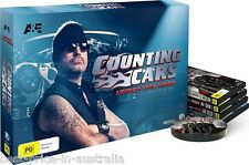Counting Cars - Under the Hood - Collector's Set DVD BHE