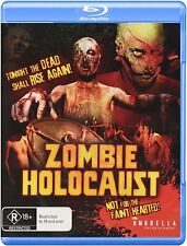 ZOMBIE HOLOCAUST (1980)  -   BLU RAY  - Sealed Region B