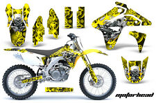 Suzuki RMZ 450 Graphics Kit AMR Racing Bike Decal RMZ450 Sticker Part 2007 MOTOR