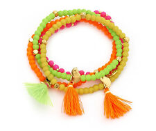 B57332  - A pack of 4pcs Bracelets