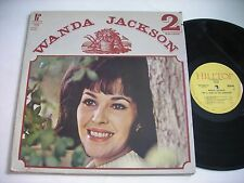 Wanda Jackson We'll Sing in the Sunshine 1974 Double Stereo LP VG+