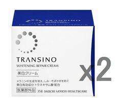 LOT2, Transino, Medicated Whitening Repair Cream 35gx2=total70g, tranexamic acid