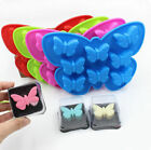 Butterfly DIY Silicone Soap Mold Craft Mold Candy Chocolate Biscuit Cake Mould