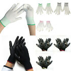 Multi Purpose PU Palm Coated Precision Protective Safety Work Gloves