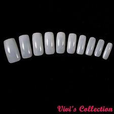 500Pcs False Fake Artificial Finger Nail Tips For Nail Arts
