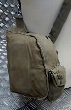 Genuine Vintage US Army MSA M17 Gas Bag  Side Bag / Hip Bag  USGI Vietnam