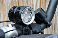 Revtronic BT40S 1600 Lumens Rechargeable Mountain Bike Light - Ship from USA!