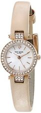 Kate Spade New York Women's 1YRU0719 Tiny Metro Gold-Tone Crystal Accented