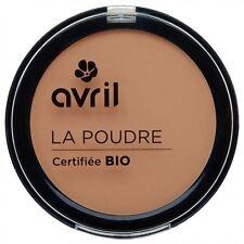Avril Compact Powder Certified Organic - Abricot/Apricot