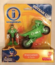 NIB Fisher-Price Imaginext DC Super Friends Gotham City Collection Green Lantern