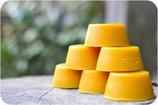 ORGANIC Filtered Natural Pure Bees wax Candle Beeswax Cosmetic Vegan Handmade