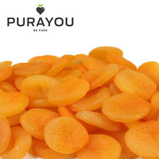 Large Whole Pitted Sun Dried Apricots Fruit - A1 Quality - 1kg / 1000g