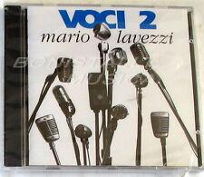 MARIO LAVEZZI - VOCI 2 - CD Sigillato