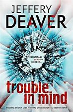 Trouble in Mind, Deaver, Jeffery, New condition, Book