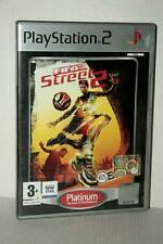 FIFA STREET 2 GIOCO USATO OTTIMO STATO SONY PS2 ED ITALIANA PLATINUM VBC 48062