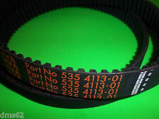 NEW HUSQVARNA 41' CUT NOTCHED MOWER DECK BELT 535411301 OEM