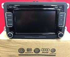 DAB/DAB + volkswagen vw RCD 510 DAB digital radio cd MP3 6CD RCD510 310 + code