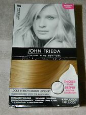 John Frieda Precision Foam Colour, Light Ash Blonde 9A NEW