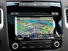 Navigation Volkswagen Touareg (7P) with RCD 550 - WinCE, GPS, Multimedia, BT