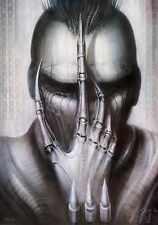 Future Kill Poster 02 Metal Sign A4 12x8 Aluminium