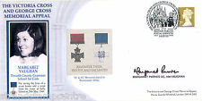 2003 Victoria & George Cross Memorial - Signed by Margaret Purves GC
