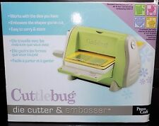 CUTTLEBUG Provo Craft Die Cutter & Embosser SYSTEM / MACHINE - Used 1x !!