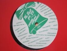 Various  – The Best For '89 From The Entire Capitol Family Lp (Xmas Greetings)