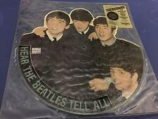 1974 Hear The Beatles Tell All 33-1/3 PICTURE DISC/Vee Jay