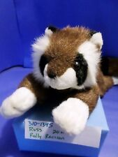 Russ Rolly the Raccoon beanbag plush(310-1345)