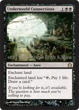 Return to Ravnica ~ UNDERWORLD CONNECTIONS rare Magic the Gathering card