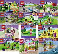 12x Lego Friends 30100 30101 30102 30103 30105 30106 30107 30108 30112 30113++++