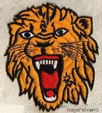Ecusson écusson brodé patche Lion of Judah rasta patch thermocollant