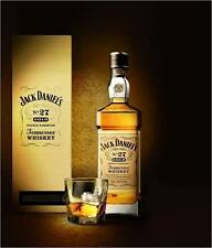 Jack Daniel's JD No.27 GOLD Double Barreled Tennessee Whisky 700ml SEALED No27