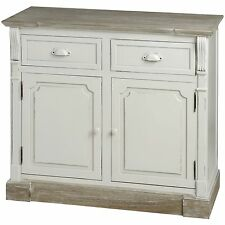 Country Rustic Vintage Shabby Chic Sideboard Storage Cupboard Antique 14843