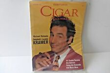 Cigar Aficionado Michael Richards Kramer Magazine October 1997