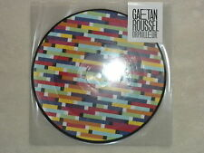 "45T 7"" GAETAN ROUSSEL ""Orpailleur"" PICTURE DISC NEW - BARCLAY FRANCE Neuf µ"