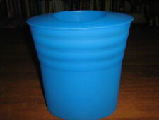 VINTAGE TUPPERWARE IMPRESSIONS WINE COOLER WITH LIFT OUT CENTRE FOR ICE CUBES..