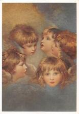 """a originell childreen artistcard ,artist Test de angeli""""childs""""2013"""""""