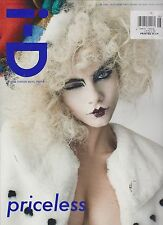 i-D Magazine Winter 2013, Cara Delevingne, The Collectors issue, Priceless.
