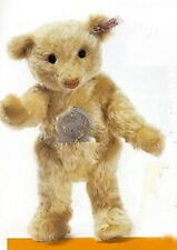 STEIFF  TEDDY BEAR WITH ELEPHANT STENCIL  EAN 038969