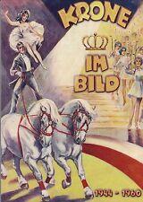 Circus Krone im Bild 1944-1960  ( Buch, Book, Livre )